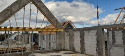 Zdjęcia z budowy.